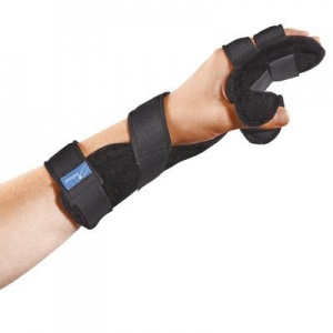 Air Soft Resting Hand Splint Sports Supports Mobility